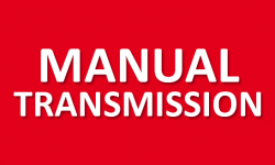 Manual transmission cars