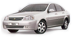 Chevrolet Optra - car for rent