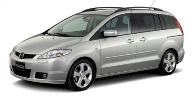 Mazda 5 - car for rent