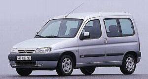Citroen Berlingo - car for rent