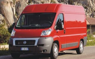 Fiat Ducato - car for rent