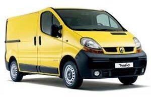 Renault Traffic - car for rent