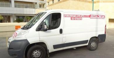 Fiat Ducato/Peugeot Boxer - car for rent